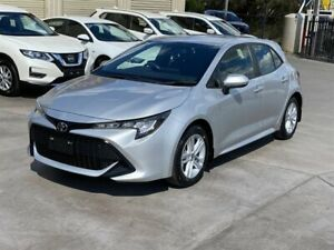 2018 Toyota Corolla Mzea12R Ascent Sport Silver Continuous Variable Hatchback Brendale Pine Rivers Area Preview