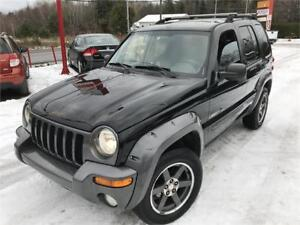 2003 Jeep Liberty Sport 4X4/TOIT OUVRANT/ROCKY MOUNTAIN EDITION