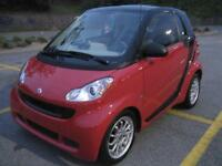 2011 SMART FORTWO PASSION (45,000 KM, TOIT, MAGS, FULL...WOW!!!)