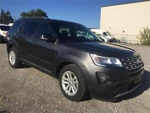 2016 Ford Explorer XLT - AWD