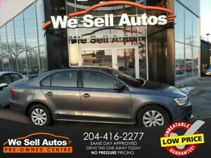2014 Volkswagen Jetta $63 WEEK *2.0L Trendline*Boxing Week Sale!