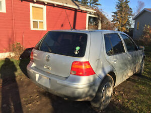 2004 Volkswagen Golf Hatchbac
