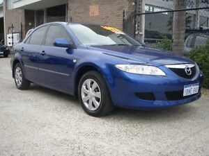 2004 Mazda 6 GG Limited Blue 4 Speed Auto Activematic Sedan Wangara Wanneroo Area Preview