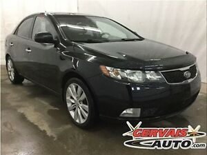 Kia Forte SX Navigation Cuir Toit Ouvrant MAGS 2011