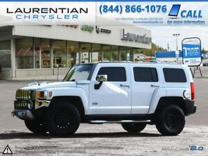 2008 HUMMER H3 SELF CERTIFY!!! LEATHER!! SUNROOF!!