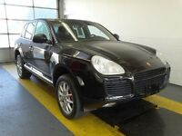 2005 Porsche Cayenne Turbo Vancouver Greater Vancouver Area Preview