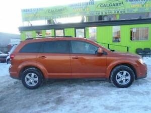 2011 Dodge Journey SXT   *$28 DOWN EVERYONE APPROVED*