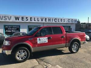 2004 Ford F-150 Lariat **NO ACCIDENTS**