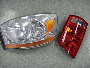 2006 dodge ram 2500 Head lights,Tail lights,Cargo light,Fairings