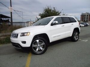 2016 Jeep GRAND CHEROKEE LIMITED V6 NAV (JUST REDUCED TO $34977!
