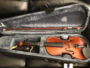 "14"" viola with case and shoulder rest $200 obo"