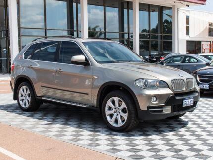 2008 BMW X5 E70 Steptronic Gold 6 Speed Sports Automatic Wagon