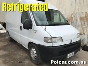 2002 Fiat Ducato JTD Refrigerated White Manual Woodville Park Charles Sturt Area Preview