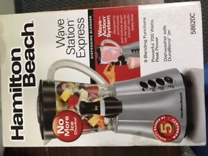 Hamilton Beach Wavestation Express Dispensing Blender