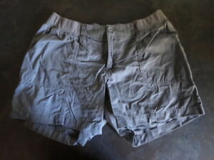 Grey George Shorts
