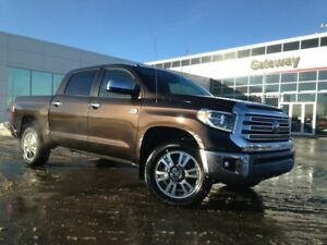 2018 Toyota Tundra 1794 Edition 4x4 CrewMax 145.7 in. WB