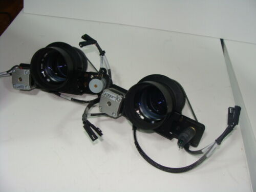 Navitar 50mm F0.95 TV lens with motorized mount
