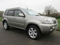 2007 (07) Nissan X-Trail 2.2dCi 136 ( Sat Nav ) Columbia ***FINANCE ARRANGED***