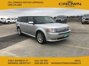 2011 Ford Flex Limited AWD *Leather/ LOW KMS*