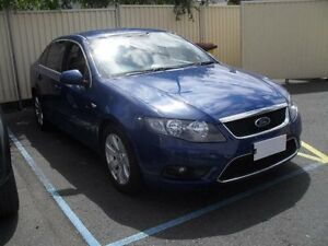 2008 Ford Falcon FG G6 Blue 6 Speed Automatic Sedan Moorabbin Kingston Area Preview