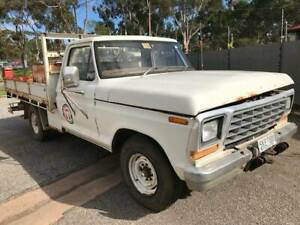 1980 Ford F250 Tray Top Pooraka Salisbury Area Preview