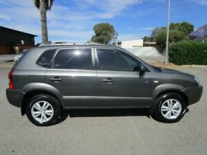 2009 Hyundai Tucson 08 Upgrade City SX 5 Speed Manual Wagon Clearview Port Adelaide Area Preview