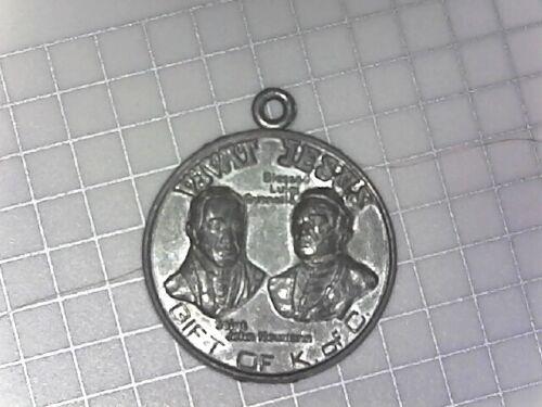 Knights of Columbus Medal -  Vivat Jesus