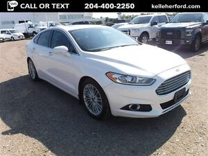 2013 Ford Fusion SE Leather