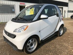 2014 SMART FOR TWO PURE. AUTO. BLUETOOTH. LOW KM'S!!!