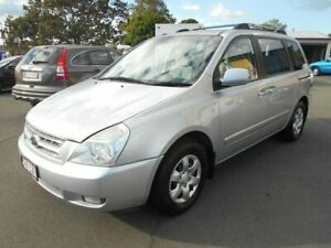 2008 Kia Carnival VQ EX Silver 5 Speed Manual Wagon Waterford Logan Area Preview