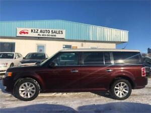 2009 Ford Flex SEL - ALL WHEEL DRIVE/GREAT FAMILY VEHICLE