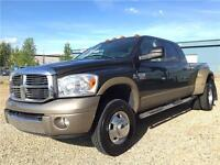 2008 Ram 3500 Dually Cummins Diesel ~ DVD ~ Sunroof ~ Navigation