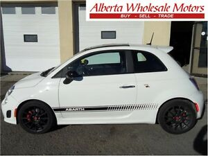 2013 FIAT 500 ABARTH 2 DOOR WE FINANCE ALL EASY FINANCE