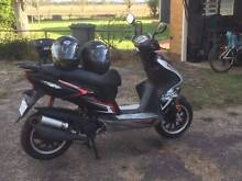 ALMOST new Scooter only 2000km Busselton Busselton Area Preview