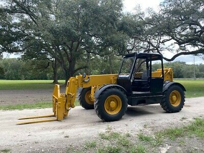 Caterpillar Th63 Telehandler - All Wheel Steer - 4x4x4 - Pre Emissions
