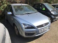 2005 Ford Focus, starts and drives well, car located in Gravesend Kent, trade sale due to no MOT, an