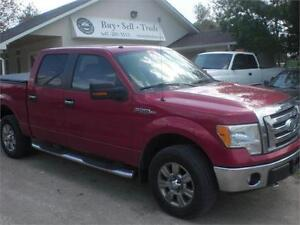 2009 Ford F-150 XLT HIGHWAY MILEAGE