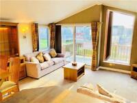 LUXURY STATIC CARAVAN LODGE FOR SALE - NEWCASTLE SITE FEES INCLUDED!!