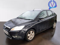 FORD FOCUS 1.6 Style 5dr (black) 2008