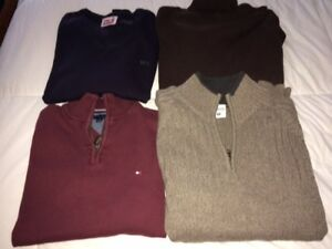 Tommy Hilfiger, Columbia, NEW & Like-New Clothing