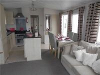 Private sale static caravan for sale on Withernsea Sands Holiday Park, East Yorkshire Coast.