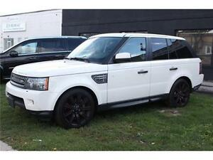 2010 Land Rover Range Rover Sport Supercharged/SPORT/DVDS