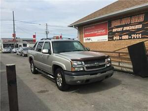 2006 Chevrolet Avalanche LS***4x4***LEATHER***FULLY LOADED***