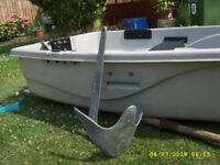 boat anchor