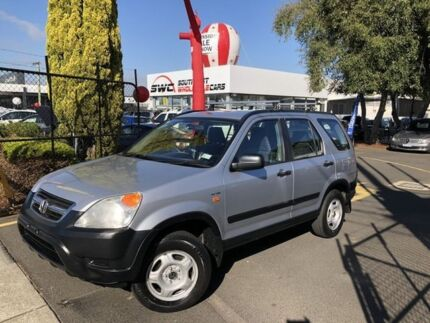 2003 Honda CR-V RD MY2003 4WD Silver 4 Speed Automatic Wagon Seaford Frankston Area Preview