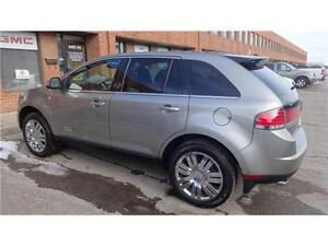 2008 LINCOLN MKX LIMITED AWD GPS & P.ROOF A CLASS LEADING DESIGN
