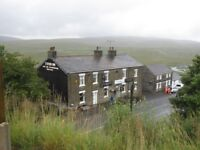 Full Time live in jobs available at The Station Inn Ribblehead
