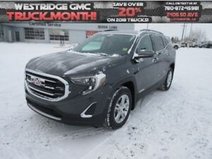 2018 GMC Terrain SLE Diesel.Text 780-872-4598 for more informati