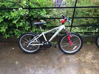Kids Mountain Bike Age 6-8 20inch wheels Fair Used Condition