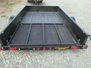 SIDE x SIDE TRAILER  HUGE SALE! Prince George British Columbia image 7